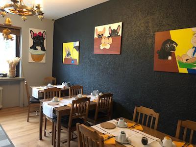 Frühstücksraum-Hotel-Talburg